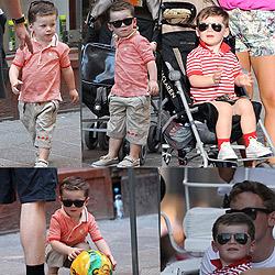 Hijo de Wayne Rooney