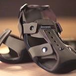 El sorprendente zapato que crece 5 tallas y va en ayuda de niños en extrema pobreza