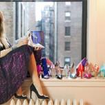 Sarah Jessica Parker se convierte en vendedora de zapatos por un día