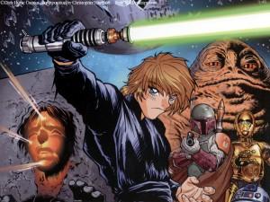 Star Wars Manga