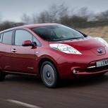 Nissan Leaf: El auto eléctrico más vendido del mundo
