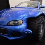 Youabian Puma: el auto más feo y caro del mundo