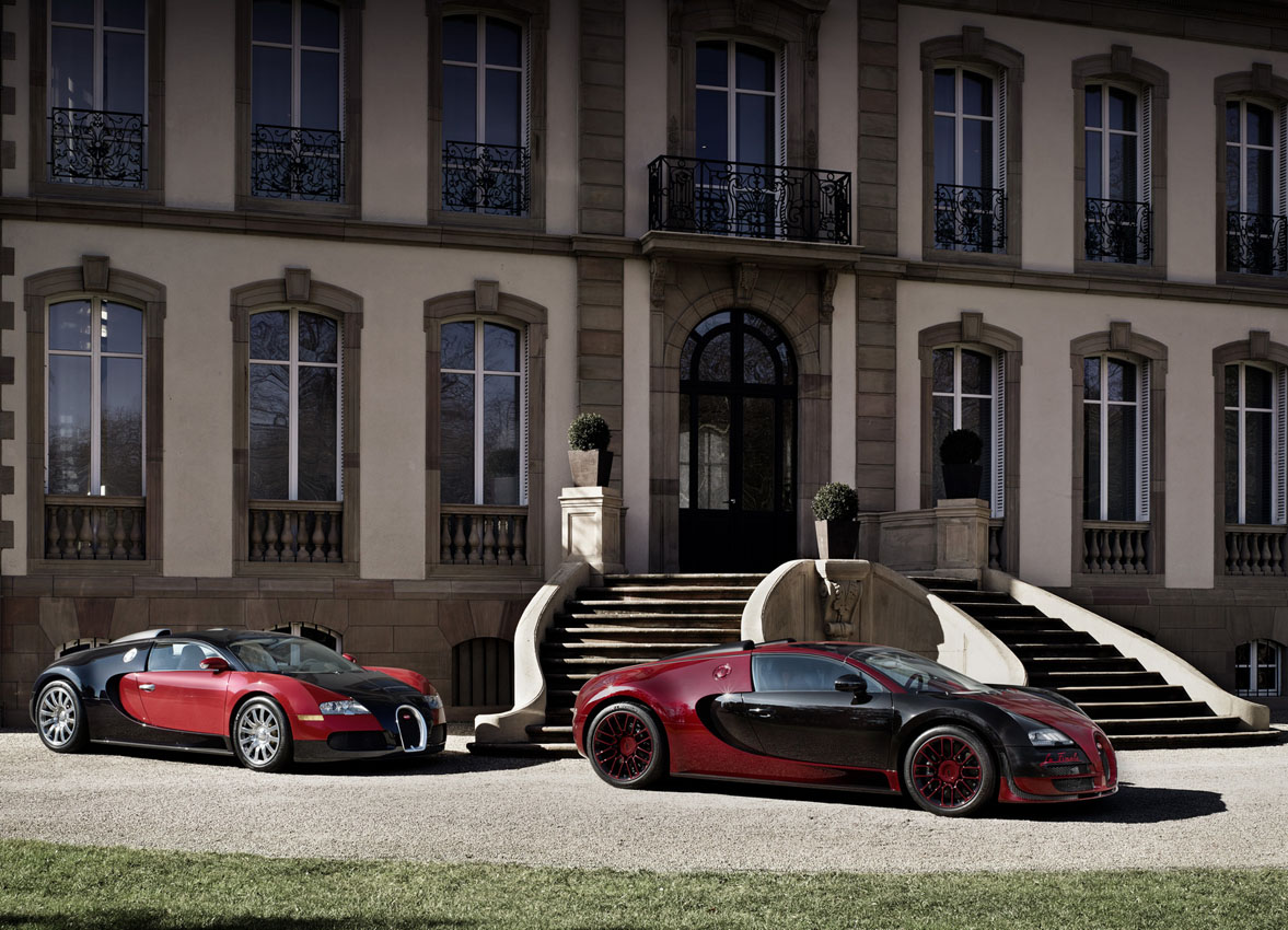 el ltimo bugatti veyron el super auto que marc una era autos. Black Bedroom Furniture Sets. Home Design Ideas