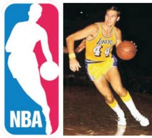 Origen del Logo de la NBA