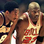 La obsesión de Kobe Bryant: ser como Michael Jordan