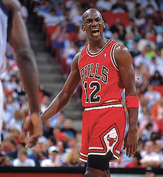 Michael Jordan Nummer