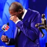 El emotivo discurso de Kevin Durant, MVP, que hizo que fuera el jugador más querido de la NBA
