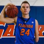 Zach Hodskins: El universitario que juega básquetbol al más alto nivel con un solo brazo