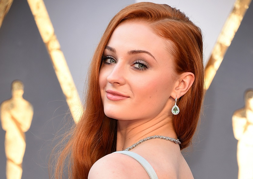 "Sophie Turner: actriz de ""Game of Thrones"" sorprende con radical cambio de look"