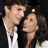 Ashton Kutcher y Demi Moore, las señales del quiebre