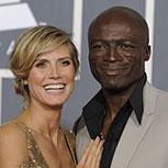 Heidi Klum y Seal se separan, érase una pareja feliz