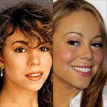 Cambios de look extremos: Antes y después de famosas