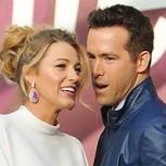 Blake Lively y Ryan Reynolds esperan su primer hijo