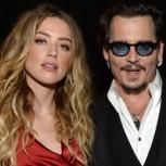 Impactante foto de Amber Heard para demostrar golpiza de parte de Johnny Depp