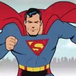 Impresionante corto animado para celebrar los 75 años de Superman