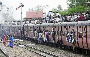 Inssolito Tren en India