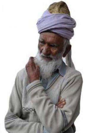 Hombre longevo