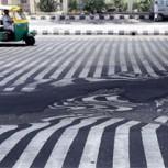 Mortífera ola de calor en India derrite hasta el pavimento: Impresionante video