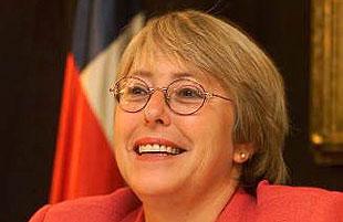 Michelle Bachelet Resvista Miss 17