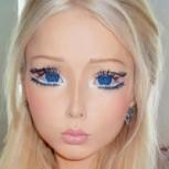"""Barbie Humana: """"No necesito comer para sobrevivir"""""""