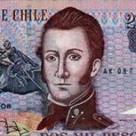 El supuesto símbolo secreto en el billete de $2.000 pesos chilenos