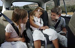 Viajes con Niños Seguridad