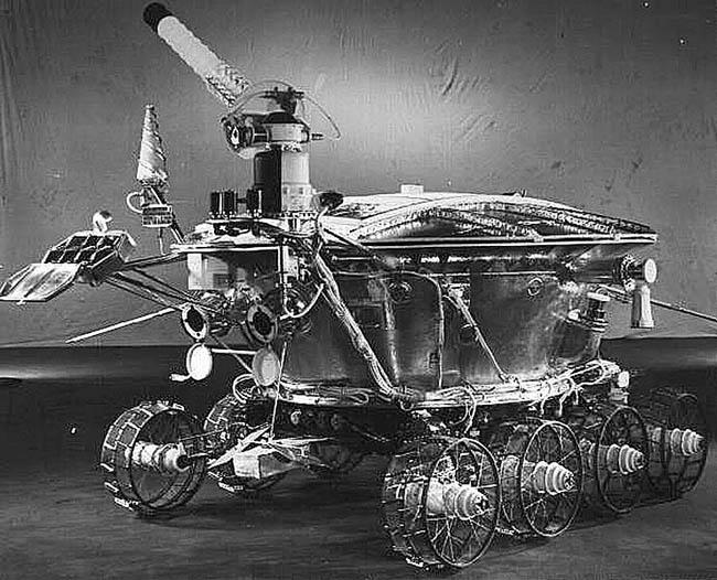 vehículo Luna soviético