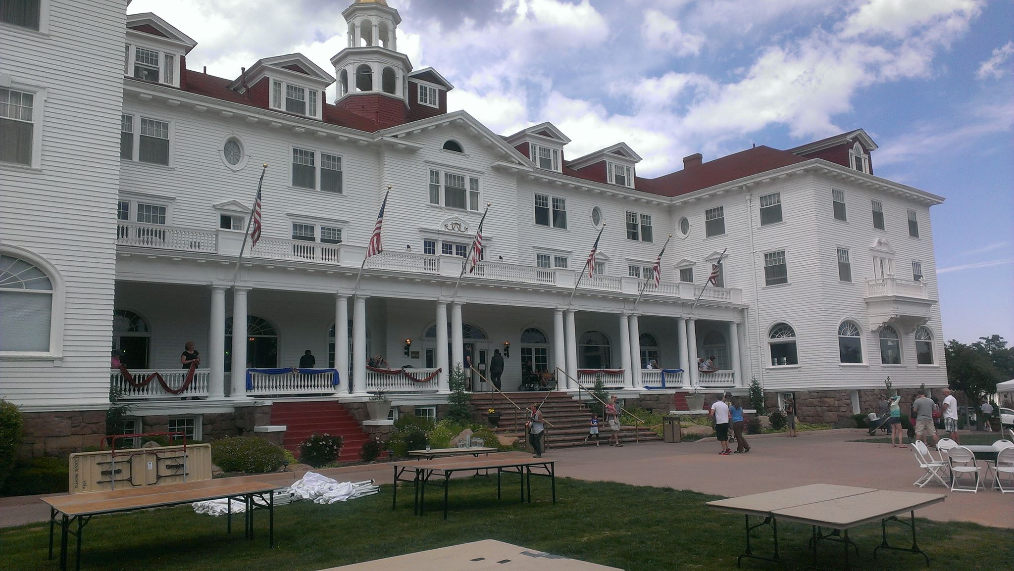 El Hotel De La Pelicula El Resplandor