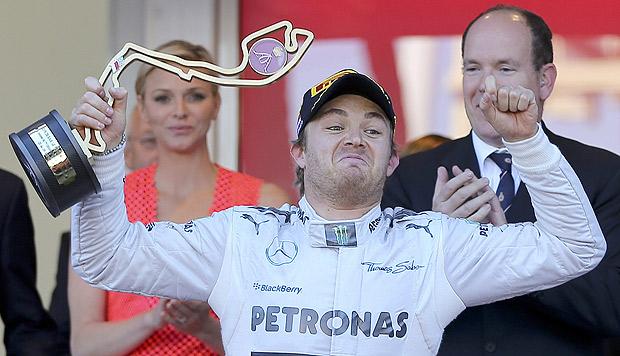 Rosberg Mónaco