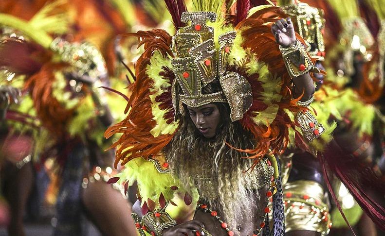 Fotos Carnaval de Río 2014