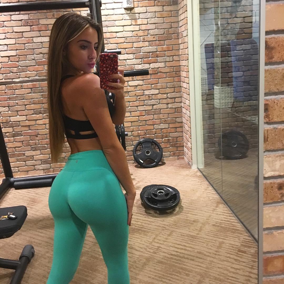 fotos de las chicas fitness m s bellas y reconocidas de la actualidad