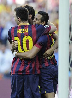 Messi Sánchez