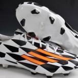 La increíble evolución de los zapatos de fútbol: Vea cómo han cambiado