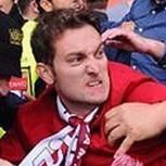 Batalla campal entre hinchas ingleses y españoles empaña final de la Europa League