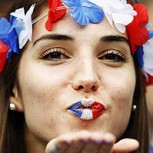 Eurocopa 2016: Fotos de la belleza europea que se toma los estadios de Francia