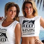 Mellizas argentinas quieren imponerse en Miss Reef y ganar doble corona