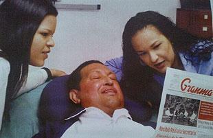 Primeras Fotos de Chávez