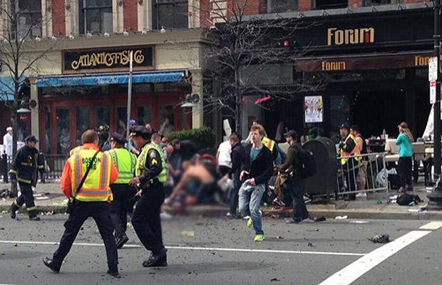 Explosiones Maratón Boston