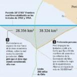 Demanda de Perú en La Haya, ¿en que consiste? Infografía explica diferendo con Chile paso a paso