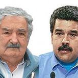 """José Mujica y su lapidaria opinión de Maduro: """"Está loco como una cabra"""""""