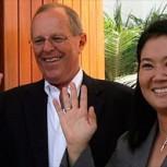 Elección presidencial en Perú: PPK tiene una mínima ventaja sobre Fujimori