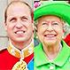 La reina Isabel ordena al príncipe que se pare y este obedece sumiso: Video enloquece a Internet