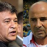 Borghi contra Sampaoli: ¿Será cierto que la U no le prestaba jugadores a su selección?