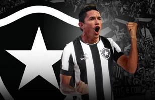 Gustavo Canales en Botafogo: ¿Joga o nao joga?