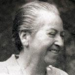 Niña errante, amor de Gabriela Mistral por Doris Dana