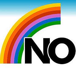 Logo Campaña del NO