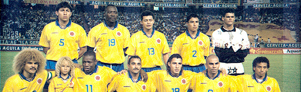 Colombia Golea a Argentina