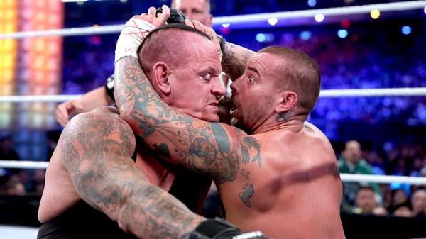 Se va CM Punk