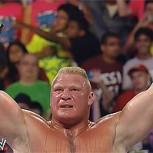 La figura del 2014 en la WWE: Brock Lesnar