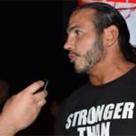 """Entrevista exclusiva con Matt Hardy: La lucha libre hoy está teniendo una suerte de """"regreso"""""""